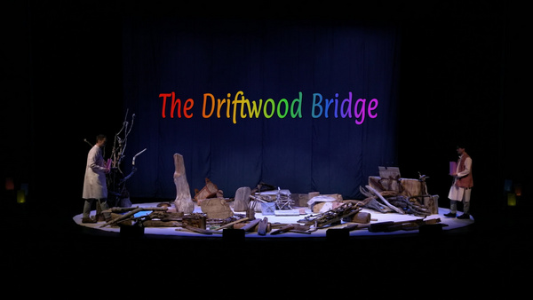 Photo Flash: Take a Look at THE DRIFTWOOD BRIDGE, Now Streaming