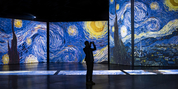 BWW REVIEW: VAN GOGH ALIVE-THE EXPERIENCE Brings The Multi-Sensory Exhibition Experience T Photo