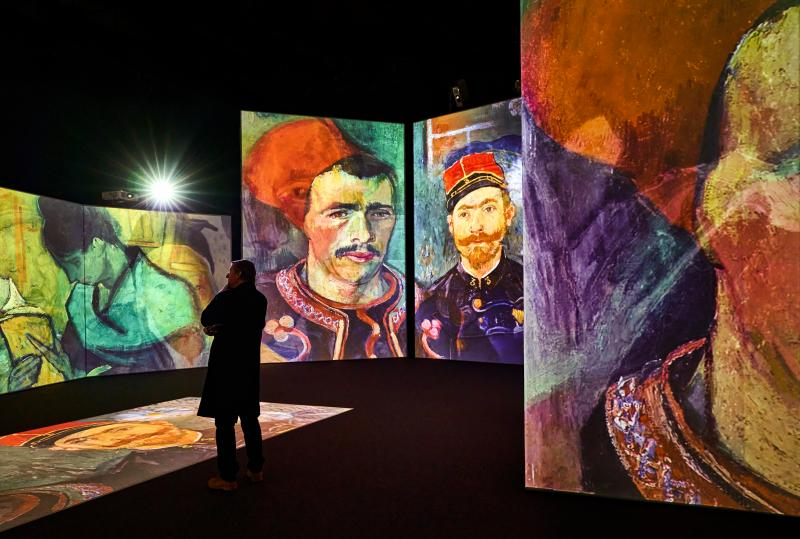 BWW REVIEW: VAN GOGH ALIVE-THE EXPERIENCE Brings The Multi-Sensory Exhibition Experience To Sydney