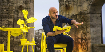 BWW Interview: The Creative Team Talk THE LAST FIVE YEARS at Minack Theatre Photo