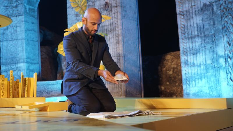 BWW Interview: The Creative Team Talk THE LAST FIVE YEARS at Minack Theatre