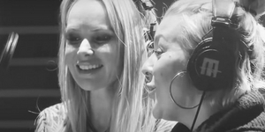 Amanda Holden and Sheridan Smith Perform 'I Know Him So Well' From CHESS Video