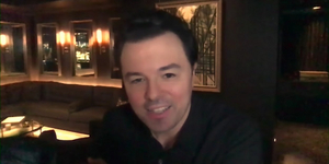 Seth MacFarlane Talks About His New Album of Showtunes Video