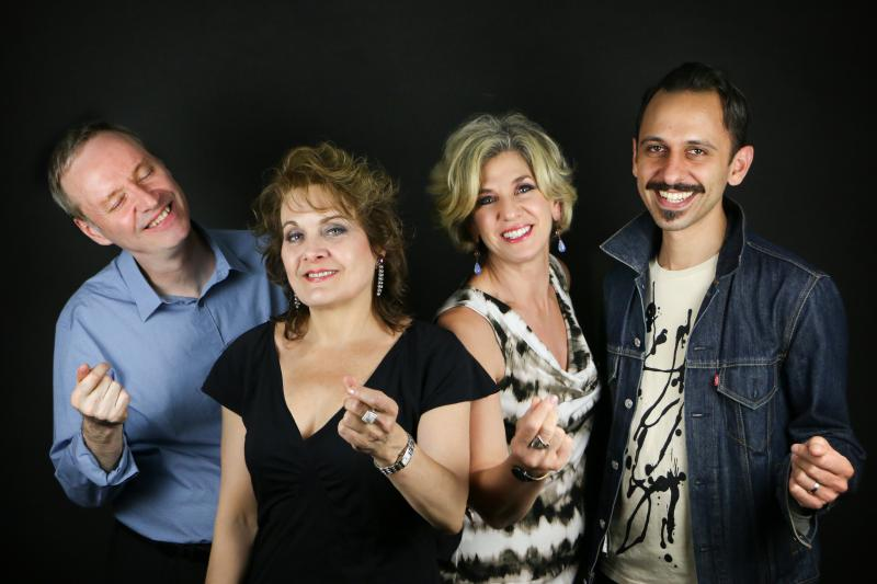 BWW CD Preview: The Royal Bopsters Release First Single From PARTY OF FOUR - Gershwin Classic But Not For Me