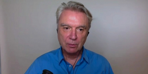 David Byrne Talks About Collaborating on AMERICAN UTOPIA Video