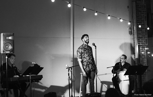 Photo Flash: Take a Look Inside the UPRISING ROOFTOP CABARET