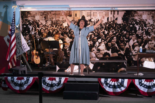 Photo Flash: Goodman Theatre Presents FANNIE LOU HAMER, SPEAK ON IT!