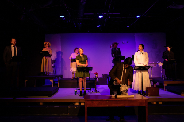 Photo Coverage: First look at Red Herring & Tipping Point Theatre Co's SOMETHING TO VOTE FOR