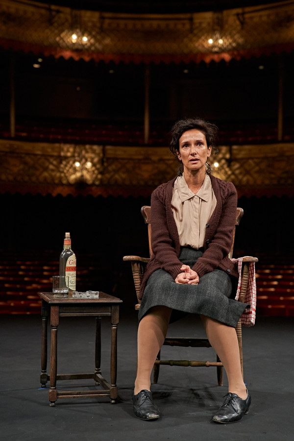 Photo Flash: First Look at Michael Sheen and Indira Varma in FAITH HEALER, as Part of Old Vic: In Camera