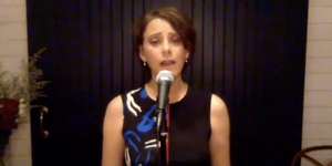 Judy Kuhn Performs 'Someone Else's Story'; Concert Re-Airs Today! Video