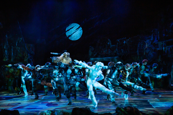 Photo Flash: Get a First Look at CATS in South Korea, Starring Joanna Ampil