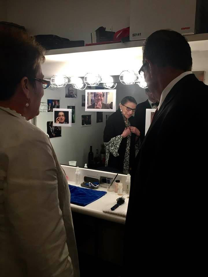 BWW Exclusive: Ruth Bader Ginsburg- A Theatrical Remembrance