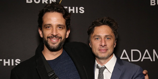 Nick Cordero Was Snubbed From EMMYS 'In Memoriam,' Says Zach Braff Photo