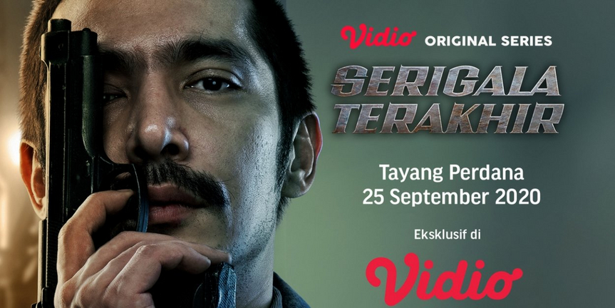 BWW Previews: Original Action Crime Drama Series SERIGALA TERAKHIR to Premiere This Week Photo