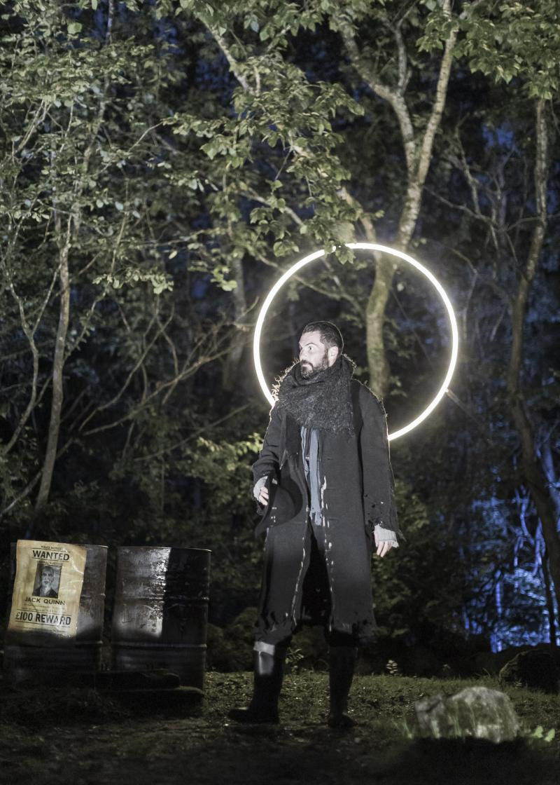 BWW Review: DRUIDGREGORY at Coole Park