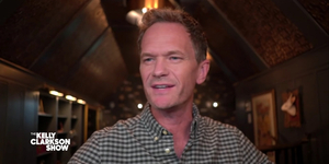 Neil Patrick Harris Talks About His Wedding on KELLY CLARKSON TV Video
