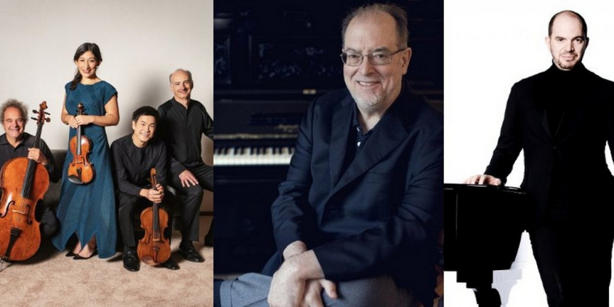 Shriver Hall Concert Series Announces Updated Fall Programming Photo