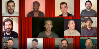 VIDEO: Original Tour Cast of SOMETHING ROTTEN! Reunites for Reimagined 'To Thine Own Self Photo