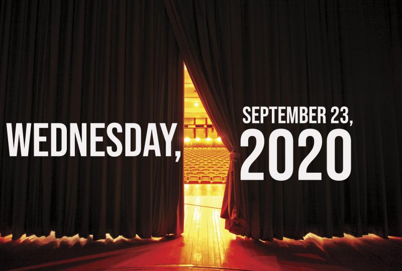 Virtual Theatre Today: Wednesday, September 23- with Julie Taymor, Lena Hall, and More!