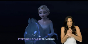 Watch an ASL Rendition of 'Show Yourself' From FROZEN 2 Video