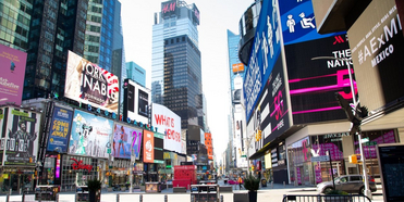 Times Square New Year's Eve Celebration Goes Virtual for 2021; Live Elements Still to be D Photo