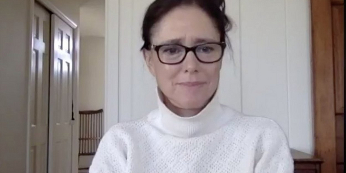 Julie Taymor Discusses Her New Film THE GLORIAS and More on Backstage LIVE With Richard Ri Video