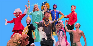BWW Review: MARK CRABTREE'S WHEN PIGS FLY at Short North Stage Photo