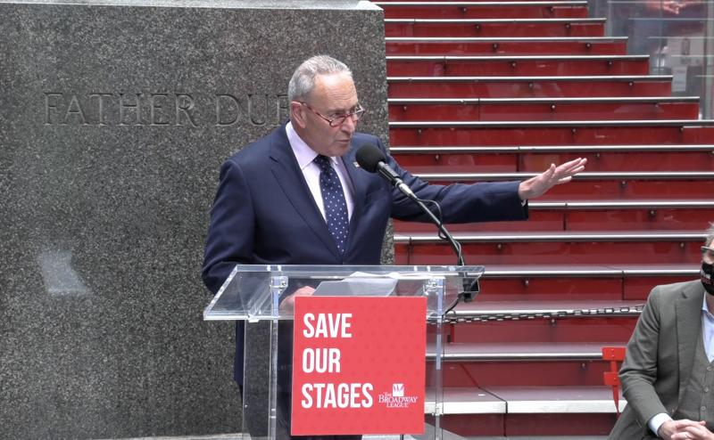 House Democrats Introduce #SaveOurStages in Updated Heroes Act