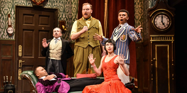 THE PLAY THAT GOES WRONG Will Return to the West End in November Photo