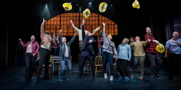 Photo Flash: COME FROM AWAY Opens to Socially-Distanced Audience in Sweden Photo