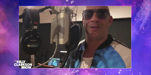 VIDEO: Vin Diesel Debuts New Song 'Feel Like I Do' on THE KELLY CLARKSON SHOW