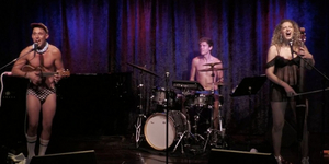 The Skivvies to Perform as Part of RADIO FREE BIRDLAND With Doyle and Lawrence Video