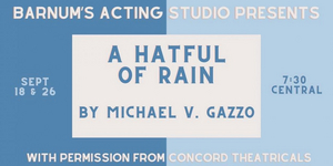 BWW Review: HATFUL OF RAIN at Barnum's Acting Studio Photo