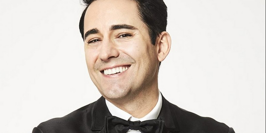 VIDEO: John Lloyd Young Visits Backstage LIVE with Richard Ridge- Watch Now! Photo