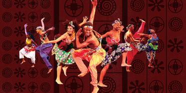 Dallas Black Dance Theatre Celebrates 15th DanceAfrica With STEP AFRIKA! Photo