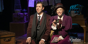 BWW Review: DADDY LONG LEGS at The Firehouse Theatre Photo