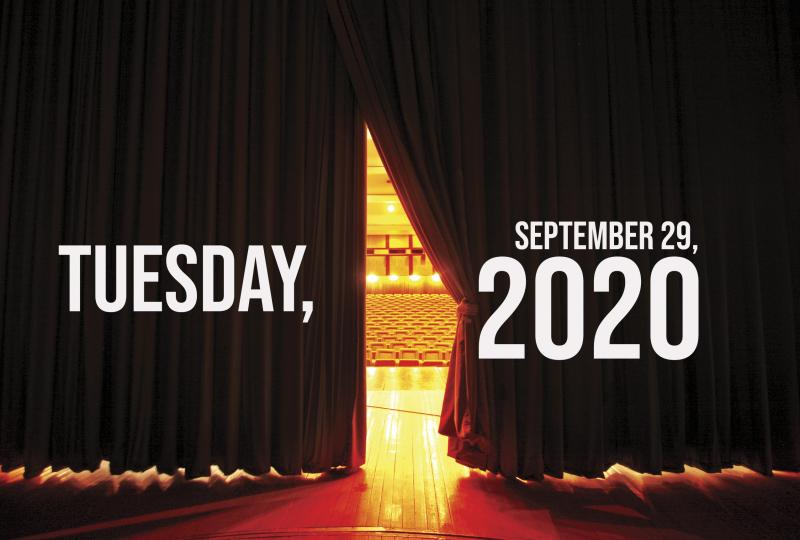 Virtual Theatre Today: Tuesday, September 29- with Lea Salonga, Taylor Iman Jones, and More!
