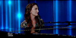 Sara Bareilles Talks About her New Album Video