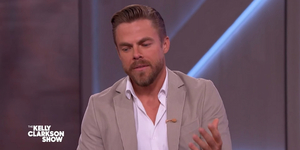 Derek Hough Has Dancing Tips for Tyra Banks Video