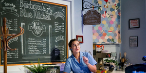 BWW Review: BARBARA'S BLUE KITCHEN at Aurora Theatre's Our Stage Onscreen Digital Series Photo