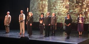 BWW Review: CAMERA, THE INGRID BERGMAN MUSICAL at Kulturhuset Spira Photo