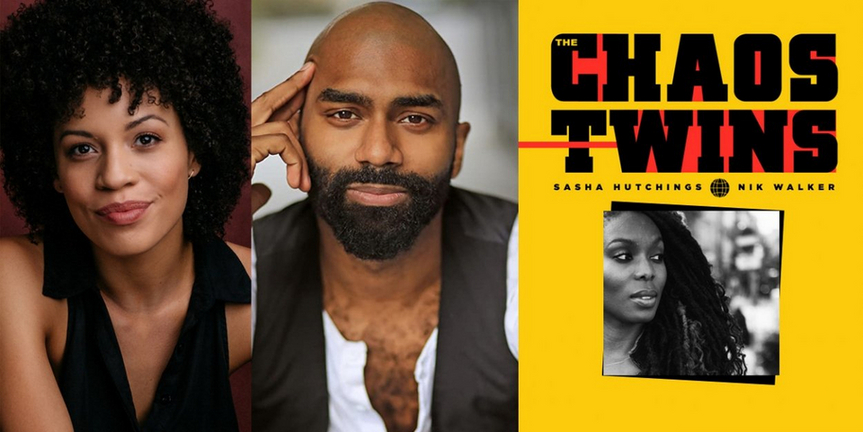 VIDEO: THE CHAOS TWINS Are Joined by Ifeoma Ike, Esq. of Pink CornrowsandBlack Policy La Photo