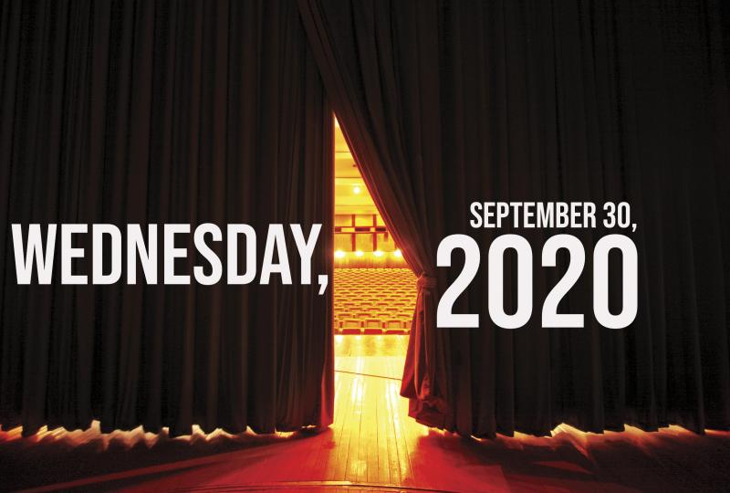 Virtual Theatre Today: Wednesday, September 30- with John Lloyd Young, THE BOYS IN THE BAND, and More!