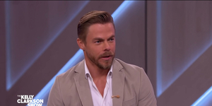 Derek Hough Tries To Smize Like Tyra Banks Video