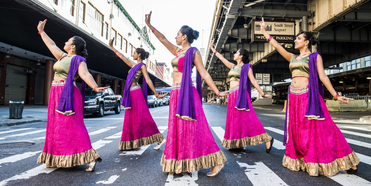 The Dance Rising Collective Presents DANCE RISING: NYC Photo