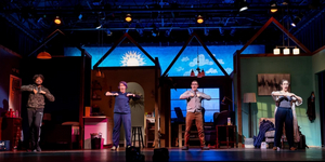 BWW Review: Aurora Fox's TOMFOOLERY isn't a Foolish Choice Photo