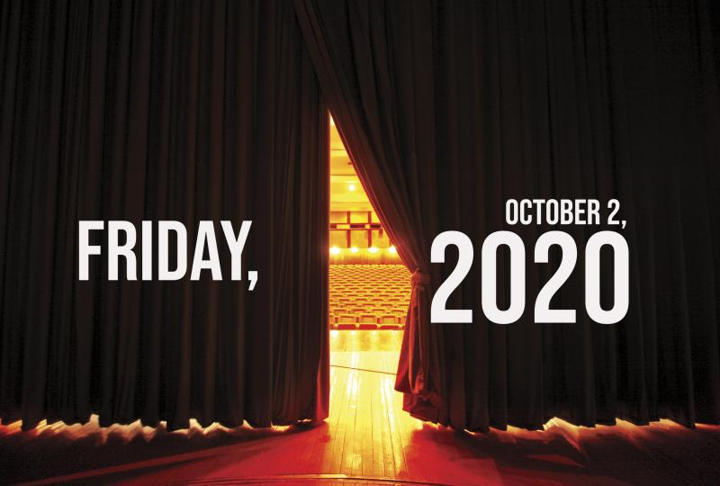 Virtual Theatre Today: Friday, October 2- with Michael Ball, Next On Stage: Dance Edition, and More!