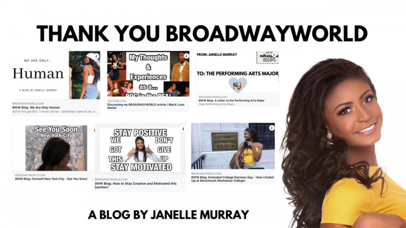 BWW Blog: Thank You BroadwayWorld