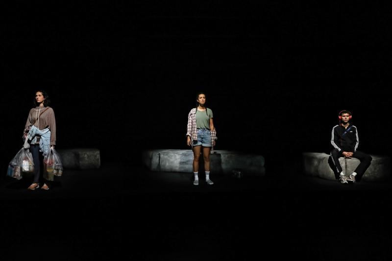 BWW REVIEW: Challenging Ordinary Humans To Do Better, SUPERHEROES Explores The Universal Need To Take Ownership And Responsibility Of Our Actions.