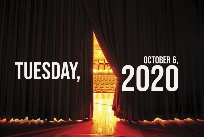 Virtual Theatre Today: Tuesday, October 6- with Joel Grey, Jackie Hoffman, and More!